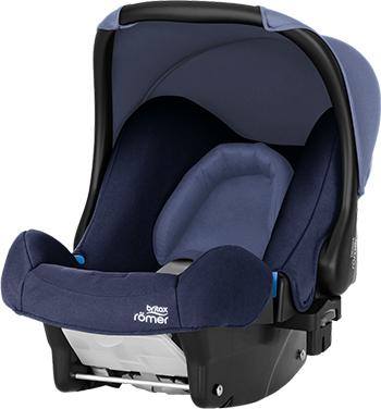 Автокресло Britax Roemer Baby-Safe Moonlight Blue Trendline 2000027812 автокресло britax roemer baby safe2 i size moonlight blue trendline 2000029699