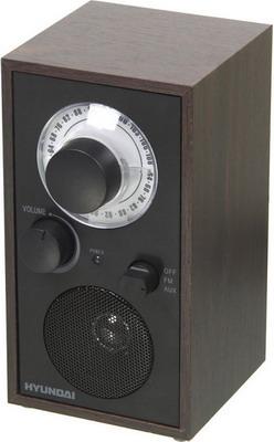 Радиоприемник Hyundai H-SRS 140 венге радиоприемник hyundai h srs100 венге