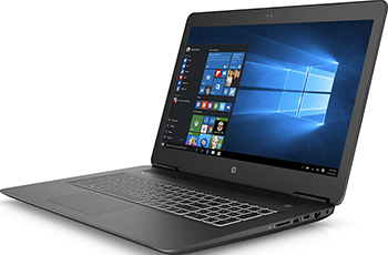 Ноутбук HP Pavilion Gaming 17-ab 408 ur (4GX 31 EA) i7-8750 H Shadow black цена