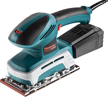 Вибрационная шлифовальная машина Hammer PSM 220С PREMIUM