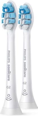 Насадка Philips HX 9032/10 Sonicare 2G Optimal Gum Care зубная щетка электрическая philips sonicare 2 series hx6212 88 сиреневый белый
