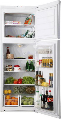 Двухкамерный холодильник Орск 264 01 цена и фото
