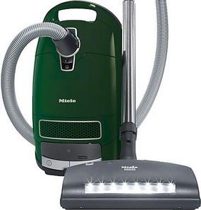 Пылесос Miele SGPA0 Complete C3 Comfort Electro зелёный racing green пылесос miele sdab0 compact c2 жёлтый