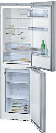 Двухкамерный холодильник Bosch KGN 39 SW 10 R двухкамерный холодильник don r 295 b