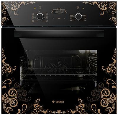 Встраиваемый электрический духовой шкаф GEFEST ЭДВ ДА 622-02 К19 цена и фото