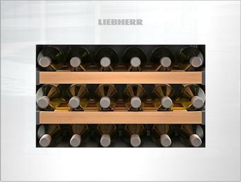 Встраиваемый винный шкаф Liebherr WKEgw 582 встраиваемый винный шкаф liebherr uwt 1682