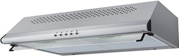 Вытяжка козырьковая Lex SIMPLE 2M 600 INOX вытяжка lex simple 2m 600 white 280вт 600м3 ч 46дб 600х500х150мм 8кг