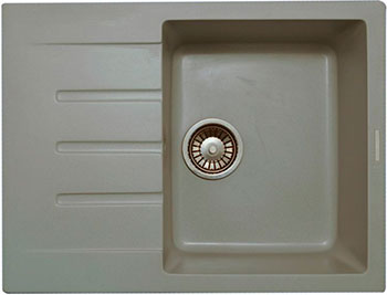 все цены на Кухонная мойка LAVA L.1 (SCANDIC серый) онлайн