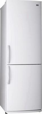 Двухкамерный холодильник LG GA-B 379 UQDA холодильник с морозильной камерой lg ga b409uqda