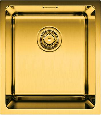 Кухонная мойка OMOIKIRI Nоtoro 39-AB нерж/латунь (4993078) кухонный смеситель omoikiri tateyama s gr латунь гранит leningrad grey 4994176