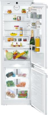 Встраиваемый двухкамерный холодильник Liebherr SICN 3386 двухкамерный холодильник liebherr cnpel 4313