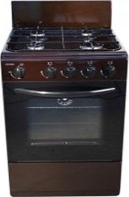 Газовая плита Cezaris ПГ 3100-01 (Ч) коричневый