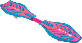 Двухколёсный скейтборд Razor RipStik Berry Brights розово-голубой 050802