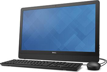 Моноблок Dell Inspiron 3464-9101 (Black) компьютер моноблок dell inspiron 3464 3464 9101