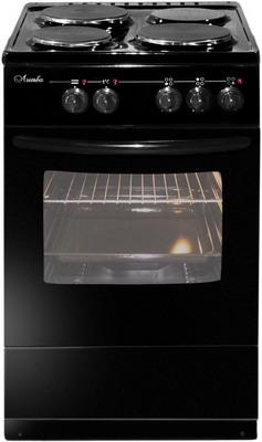 Электроплита Лысьва ЭП 301 М2С черная без крышки лысьва эп 411 м2с