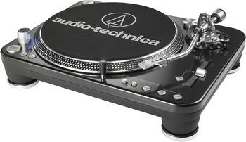 Проигрыватель виниловых дисков Audio-Technica AT-LP 1240-USB проигрыватель виниловых дисков denon dp 400