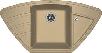 Кухонная мойка Florentina Липси-980 С 980х510 капучино FG искусственный камень