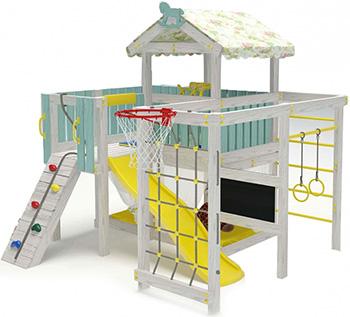 Игровой комплекс-кровать Савушка Baby-8 игровой комплекс кровать савушка baby 5