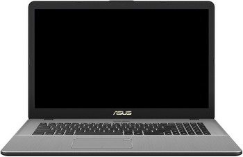 Ноутбук ASUS N 705 UN-GC 109 (90 NB0GV1-M 02270) Grey Metal ноутбук asus gl 703 vd gc 046 t 90 nb0gm2 m 03310