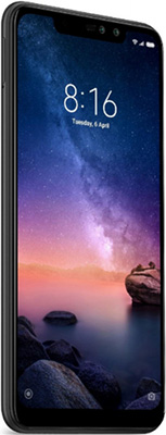 Мобильный телефон Xiaomi Note 6 Pro 32 GB черный