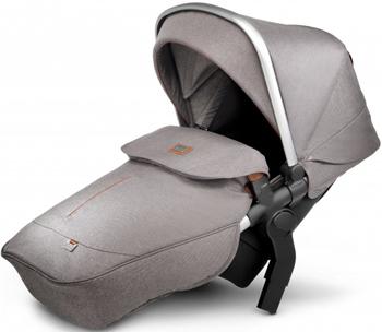 Прогулочный блок для 2-го ребенка Silver Cross WAVE SABLE SX 2074.SBSI4 цена