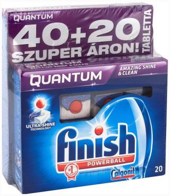 Таблетки для посудомоечных машин FINISH от Холодильник