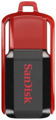 Флеш-накопитель Sandisk 64 Gb Cruzer Switch SDCZ 52-064 G-B 35 USB 2.0 черный/красный usb флеш карта other 8 16 32 64 usb u svival usb 12