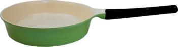 Сковорода Frybest GRCA-F 24 A Evergreen 24 см без крышки ковш с крышкой evergreen quelle frybest 1026589