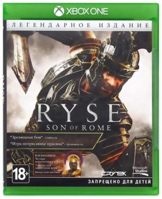 Компьютерная игра Microsoft Ryse Legendary (5F2-00019) видеоигра для xbox one microsoft ryse son of rome legendary edition