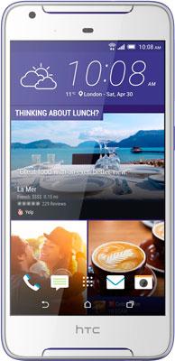 Мобильный телефон HTC Desire 628 dual sim EEA Cobalt White