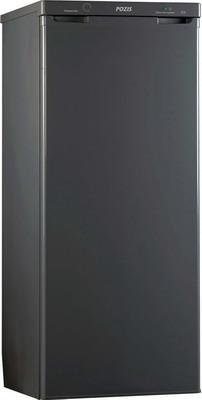 Однокамерный холодильник Позис RS-405 графитовый склиз графитовый 132 см 8jd474210100