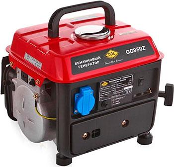 Электрический генератор и электростанция DDE GG 950 Z  электрогенератор dde gg 2700