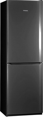 Двухкамерный холодильник Позис RK-139 графитовый