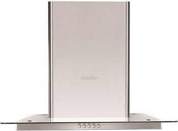 Вытяжка купольная Simfer 8670 SM  цена и фото