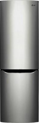 Двухкамерный холодильник LG GA-B 429 SMCZ холодильник с морозильной камерой lg ga b409uqda
