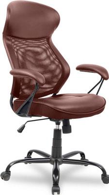 Кресло College HLC-0370 Коричневый кресло компьютерное college hlc 0370 brown