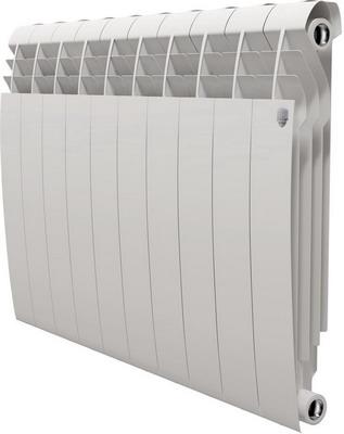 Водяной радиатор отопления Royal Thermo BiLiner 500-10 Bianco Traffico