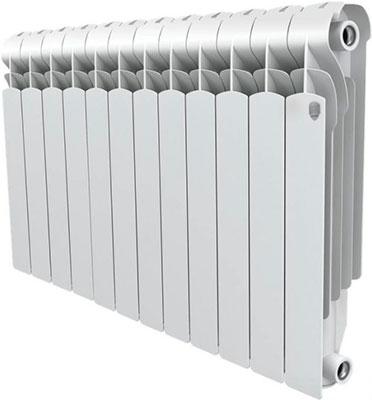 Водяной радиатор отопления Royal Thermo Indigo 500 - 12 секц. радиатор отопления алюминиевый radena 500 85 10 секц