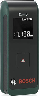 Дальномер лазерный Bosch Zamo II 0603672621 дальномер лазерный sturman lrf 2000
