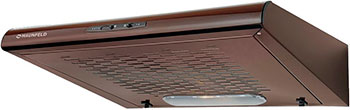 Вытяжка козырьковая MAUNFELD MPC 60 коричневый вытяжка козырьковая maunfeld mpc 60 нержавейка