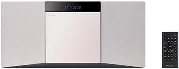 Музыкальный центр Pioneer X-SMC 02-W аудио микросистема pioneer x cm56 w белый x cm56 w