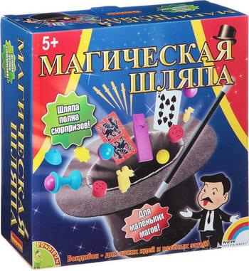 Настольная игра Bondibon Магическая шляпа ВВ1407 игра bondibon детектор лжи bb1182 196484