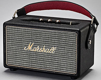 Акустика 2.1 Marshall Kilburn Black акустика 2 1 marshall kilburn cream