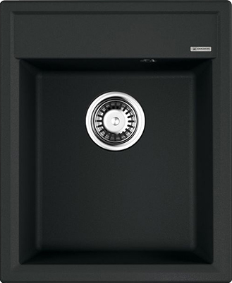 Кухонная мойка OMOIKIRI Daisen 42-BL Artgranit/Черный (4993606)