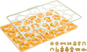 Форма для печенья рождественская Tescoma DELICIA 630884 цена