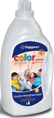 Гель для стирки цветного белья Topperr COLOR A 1616 гель для стирки пемос универсальный 2 2 л