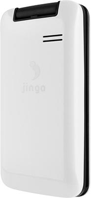 цена на Мобильный телефон Jinga Simple F 510 Белый