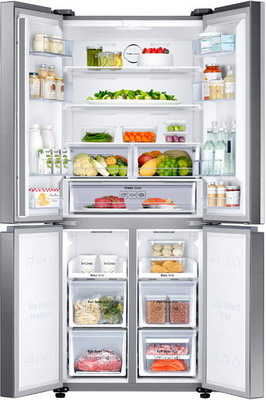 Многокамерный холодильник Samsung RF 50 K 5920 S8/WT reebok rf twc l2 pwpw wt