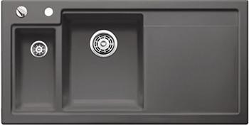 Кухонная мойка BLANCO 524148 AXON II 6 S (чаша слева) керамика базальт PuraPlus с кл.-авт. InFino axon очки elegance ii