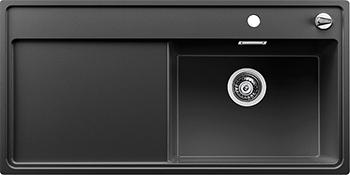 Кухонная мойка BLANCO 523884 ZENAR XL 6S-F чаша справа SILGRANIT антрацит с кл.-авт. InFino мойка blanco classik 45s silgranit 521308 антрацит